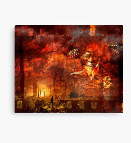 The End Of The Journey Canvas Print
