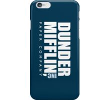 Dunder Mifflin iPhone Case/Skin