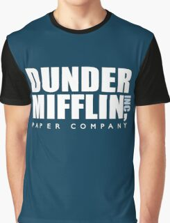 Dunder Mifflin Graphic T-Shirt