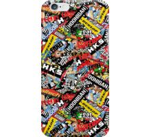 Stickerbomb [Largescale] iPhone Case/Skin