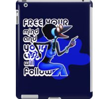 Black Crows - Talkin 'bout the Revolution iPad Case/Skin