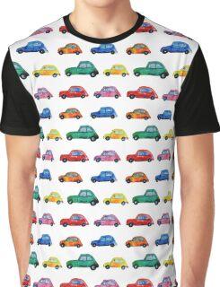 Italian cars Graphic T-Shirt