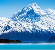 Mount Cook by Nicholas Blackwell