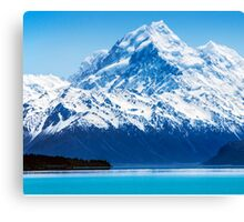 Mount Cook Canvas Print