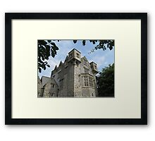 Donegal Castle. Framed Print
