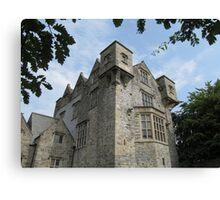 Donegal Castle. Canvas Print