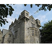 Donegal Castle. Photographic Print