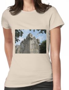 Donegal Castle. Womens Fitted T-Shirt