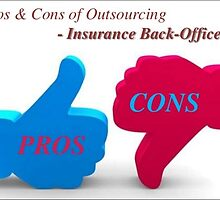 Insurance Back-Office Services - Pros and Cons by Cogneesol Pvt. Ltd.