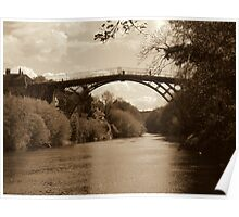 Ironbridge View 2 Poster