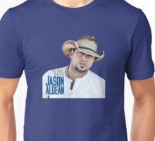 Jason Aldean 3 jendelarumah Unisex T-Shirt