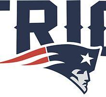 New England Patriots by taufiqspox46