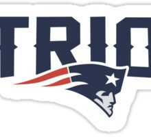 New England Patriots Sticker