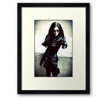 The Baroness  Framed Print
