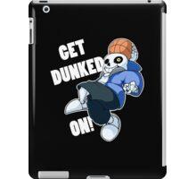 Undertale Sans Get Dunked On T-Shirt iPad Case/Skin