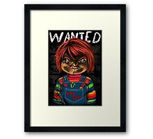 Child Wanted Framed Print