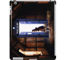 The Lion, The Witch, and The TARDIS iPad Case/Skin