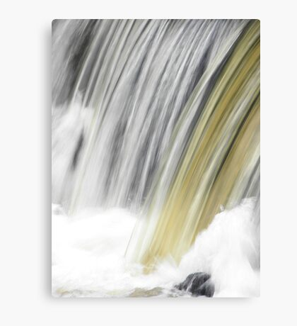 Abstract Flow  Canvas Print