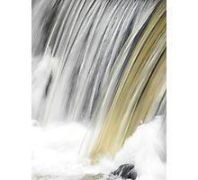 Abstract Flow  Photographic Print
