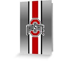 Ohio state buckeyes Greeting Card