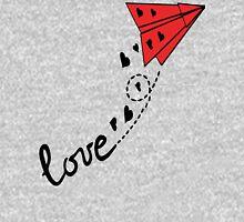 Origami airplane Unisex T-Shirt