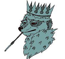 Royal Meerkat by CREATURE-CULT