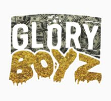GLORY BOYZ ENTERTAINMENT WEALTH SHIRT by Ashar Wallace