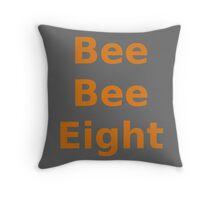 Phonetic BB-8 Throw Pillow