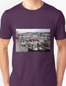 Traffic Jam - Greencastle Co. Donegal Ireland Unisex T-Shirt
