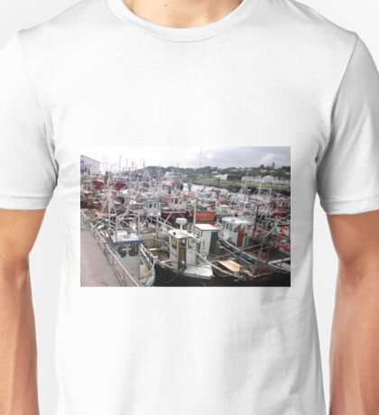 Traffic Jam - Greencastle Co. Donegal Ireland Unisex T-Shirt