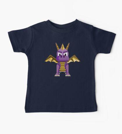 Spyro vector character fanart Baby Tee