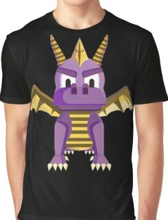 Spyro vector character fanart Graphic T-Shirt