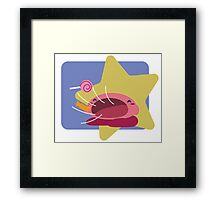 Candy Filled Framed Print