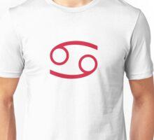 Star sign Cancer Unisex T-Shirt