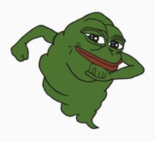 Pepe the Slimer by boxsmash