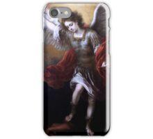 St. Michael , Bartolome Esteban Murillo iPhone Case/Skin