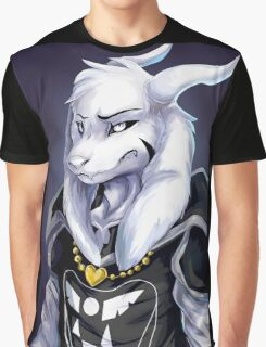 Undertale - Asriel Dreemurr Graphic T-Shirt