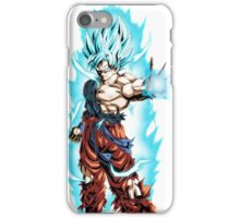 Super Goku iPhone Case/Skin