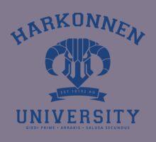 Harkonnen University | Blue Kids Tee