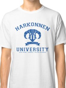 Harkonnen University | Blue Classic T-Shirt