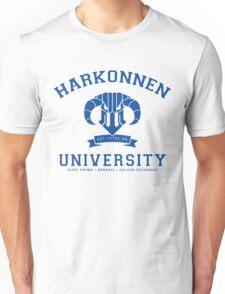 Harkonnen University | Blue Unisex T-Shirt