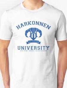 Harkonnen University | Blue T-Shirt