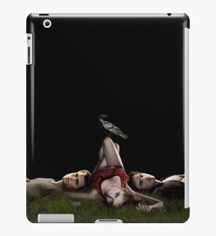 Vampire Diaries Cast iPad Case/Skin