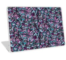 Assorted Characters Laptop Skin