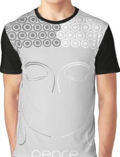Peace - Minimalist Zen Art Graphic T-Shirt
