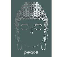 Peace - Minimalist Zen Art Photographic Print