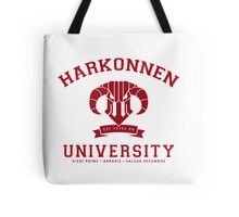 Harkonnen University | Red Tote Bag
