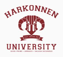 Harkonnen University | Red by boxsmash