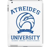 Atreides University | Blue iPad Case/Skin
