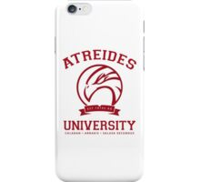 Atreides University | Red iPhone Case/Skin